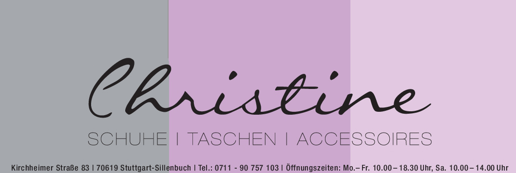 Christine SCHUHE - TASCHEN - ACCESSOIRES