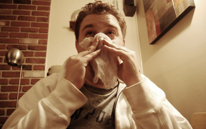 Josh McGinn / www.flickr.com/photos/nznavy / Down with the Sickness / https://flic.kr/p/4NBsyS - (c) Josh McGinn / www.flickr.com/photos/nznavy / Down with the Sickness / https://flic.kr/p/4NBsyS