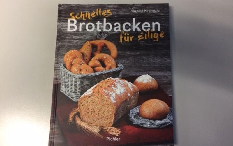 © Schnelles Brotbacken für Eilige / Pichler Verlag / Angelika Kirchmaier/ Christine Pittermann