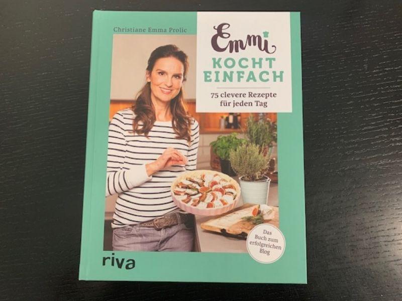 © Emmi kocht einfach / 75 clevere Rezepte für jeden Tag / Riva Verlag / Christiane Emma Prolic