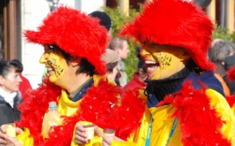 Karneval - (c) Paul-Georg Meister  / http://www.pixelio.de/media/345684