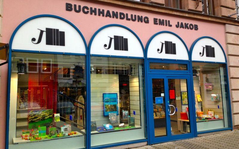 Photo von BUCHHANDLUNG EMIL JAKOB in Nürnberg
