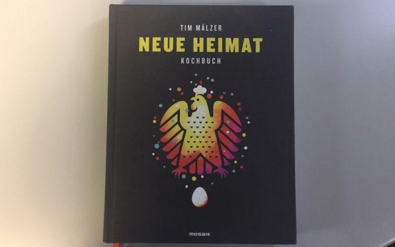 - (c) Neue Heimat / Kochbuch / Tim Mälzer / Mosaik Verlag / Christine Pittermann