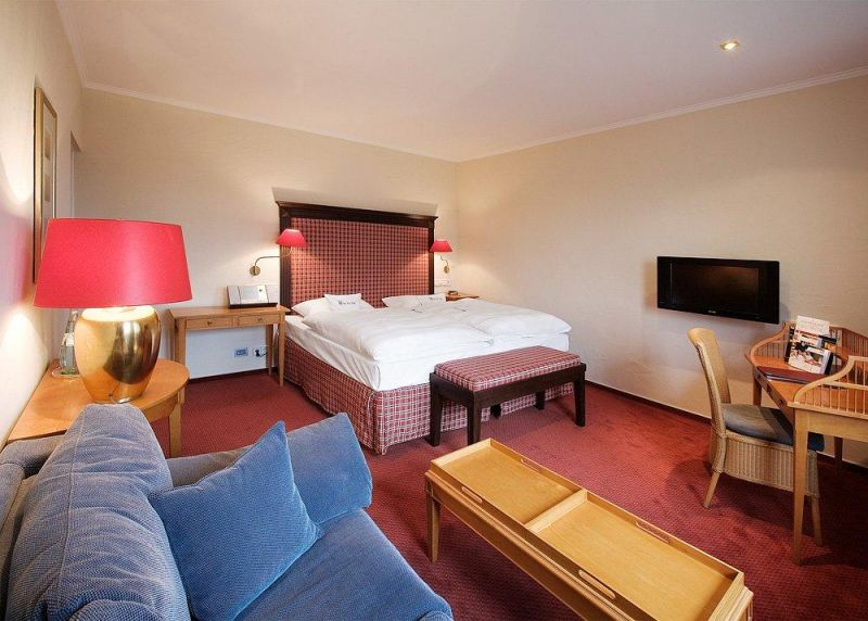 Foto 2 von HOTEL HOF ZUR LINDE in Münster