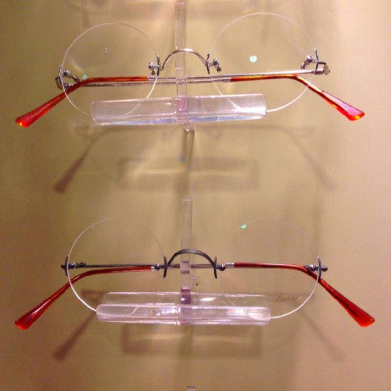 Steve Jobs Brille von Lunor - Optiker Kalb - Stuttgart- Bild 1