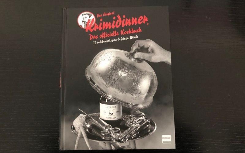 © Das Original Krimidinner / Das offizielle Kochbuch