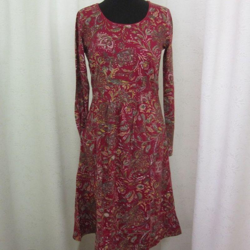 Nomads Kleid, Baumwolle, gemustert, Gr. 8 -16. - Ingrid Moden - Augsburg- Bild 1