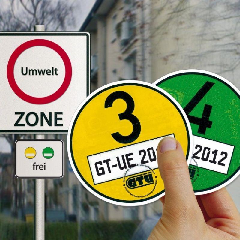 Ihr kompetenter Ansprechpartner im Saar-Pfalz-Kreis für :  Feinstaubplakette, Umweltzone, grüne Plakette    - GTü KfZ-Prüfstelle Waldmohr GmbH & Co. KG - Waldmohr