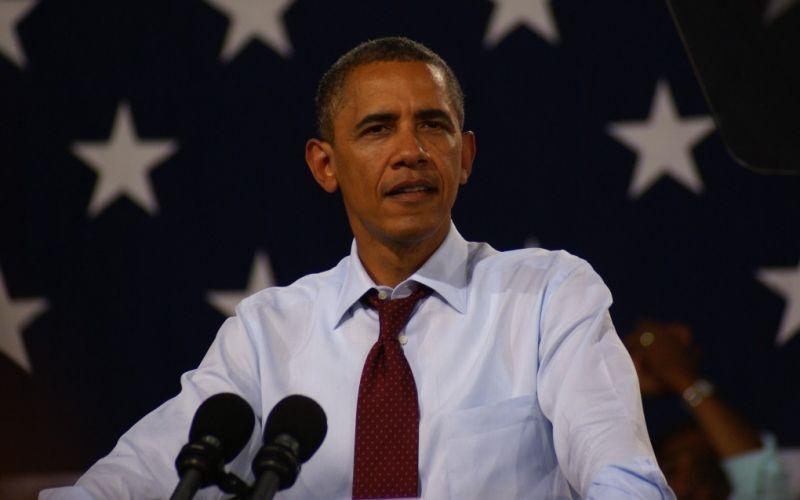 Barack Obama  - (c) Flickr / Marc Nozell / Barack Obama / https://www.flickr.com/photos/marcn/7811015178/in/photolist-cUeuFu-cUeH3Y-cUeuYJ-cUeQGS-cUeCKq-cUeKLJ-9x23mj-cUeL5o-cUeEH1-cUewyS-cUeKw3-cUeHqs-cUeNKL-cUevfL-4n69ys-527kdT-dMD9N5-bESjR4-cUeHMq-bX7fyB-5zyDKH-cUevVJ-akoPsx-cUeN2W-cUeAch-dgyZEn-5zsqBT-6bwU1P-cUeQZh-4Fk62e-dfNLt3-dfNLqb-7v8kud-cUeMHA-cUeQuq-cUeJt1-FqM6W-5T8xkx-chBBTG-cetADQ-dNBBNC-98Defz-dNBBGm-dNw1ZV-dNw2ig-dNBFts-bF7yes-dNBFG7-dm5g37-5pbPo1