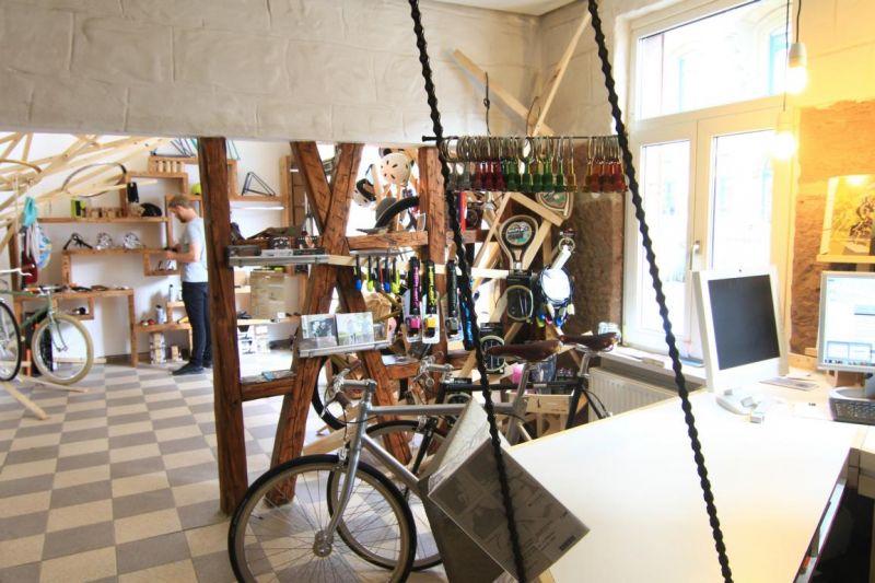 Foto 7 von Basis Fahrradwarenladen in Stuttgart