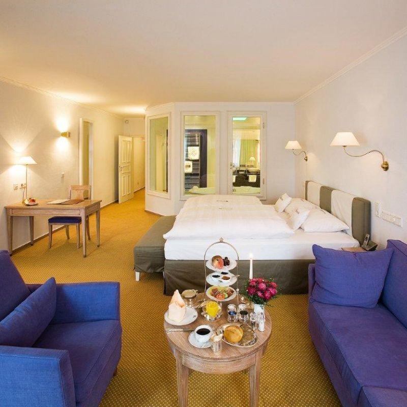Foto 6 von HOTEL HOF ZUR LINDE in Münster