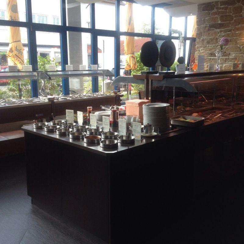 Buffet  - Holiday Restaurant  - Schwetzingen