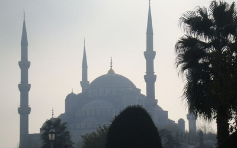 Sultan-Ahmed-Moschee Istanbul - (c) Michael Brüggemann  / http://www.pixelio.de/media/567286