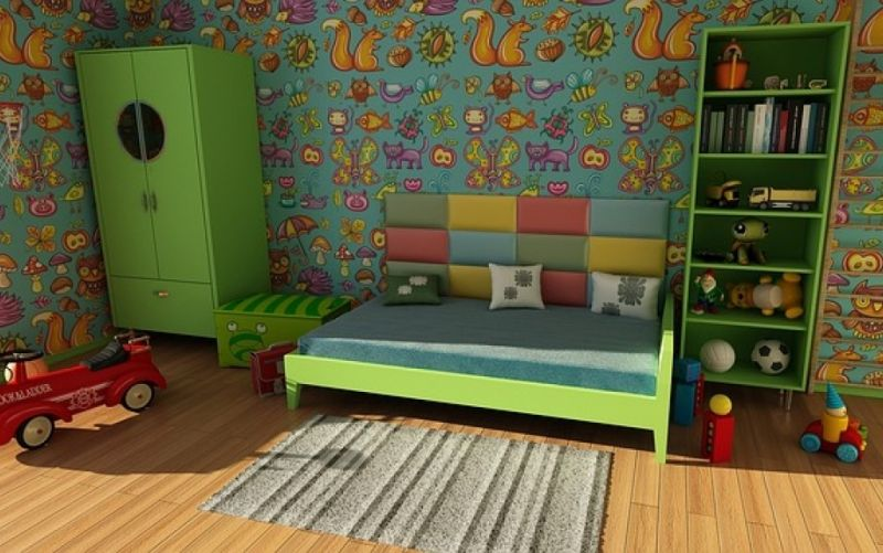Kinderzimmer - (c) https://pixabay.com/de/spielzimmer-kindheit-spielzeug-1246839/