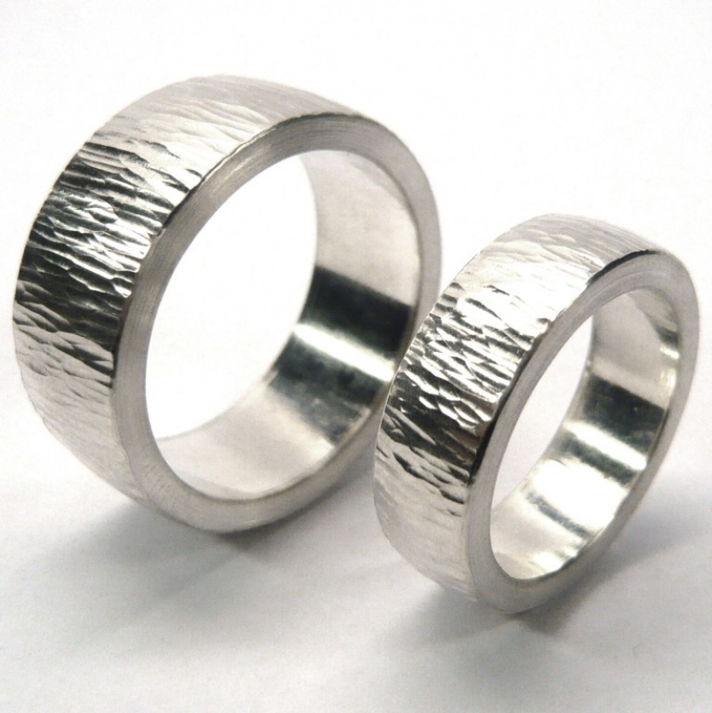 Trauringe; 925/-Silber:  in allen Edelmetallen fertigbar - Marcus Götten Goldschmiedemeister - Köln