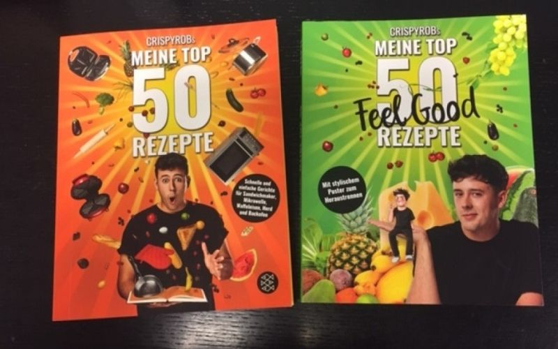 © Crispyrob / Meine Top 50 Rezepte / Meine Top 50 Feel Good Rezepte