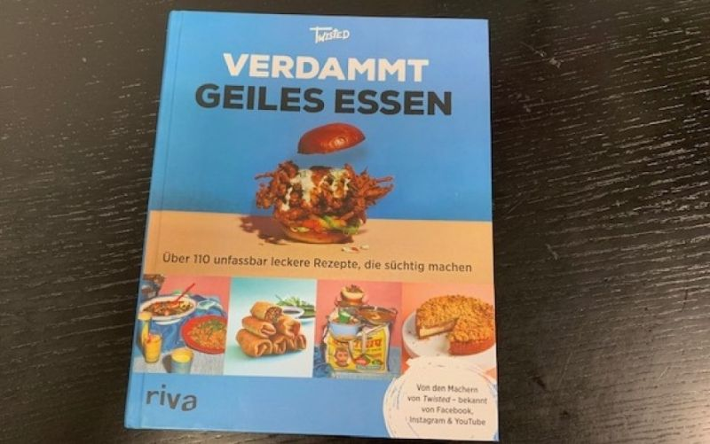 - (c) Twisted / Verdammt geiles Essen / Riva Verlag