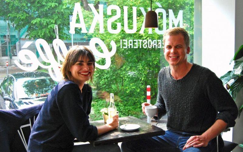 Cafe Mokuska in Stuttgart