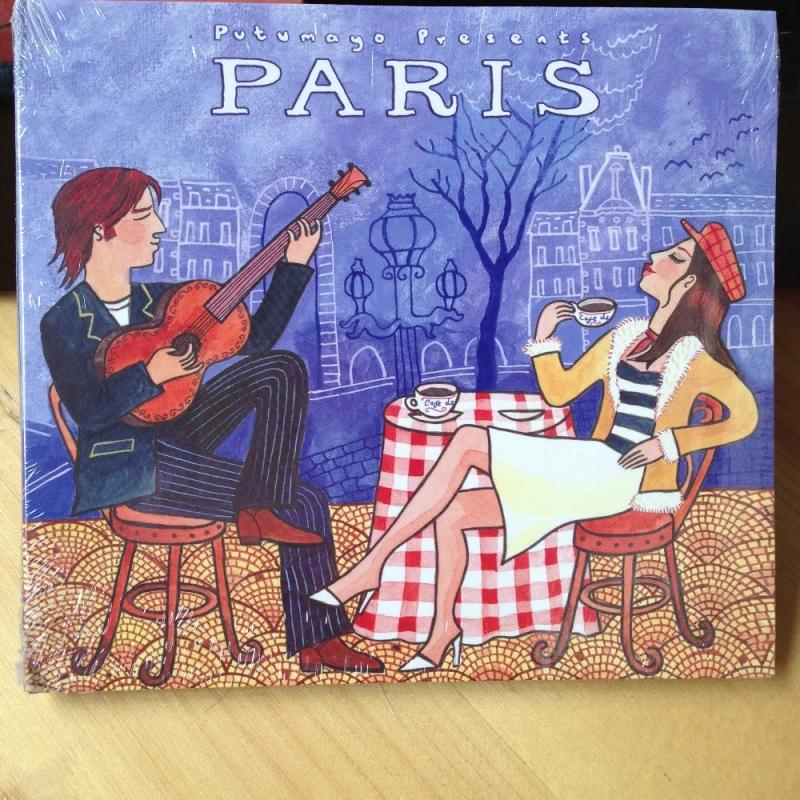 CD Paris - CUE392-Lifestyle - Köln