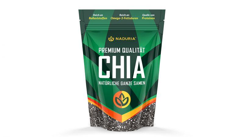 Chia-Samen gelten als neues Wundermittel für eine gesunde Ernährung!