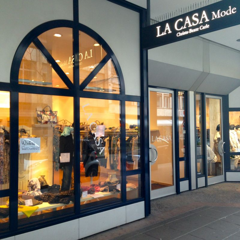 Photo von LA CASA Mode  in Stuttgart