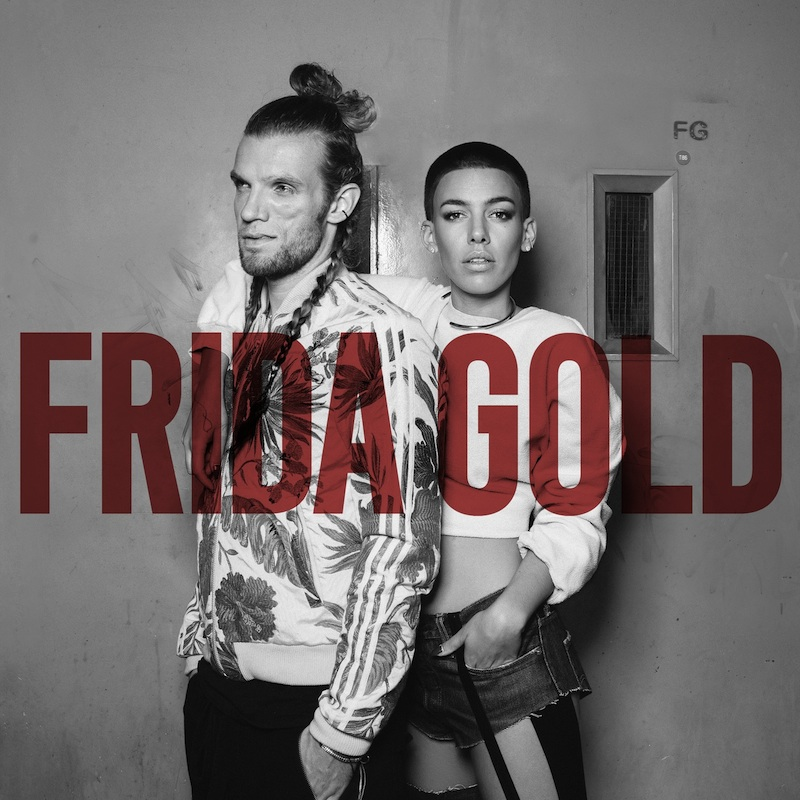 Frida Gold Albumcover