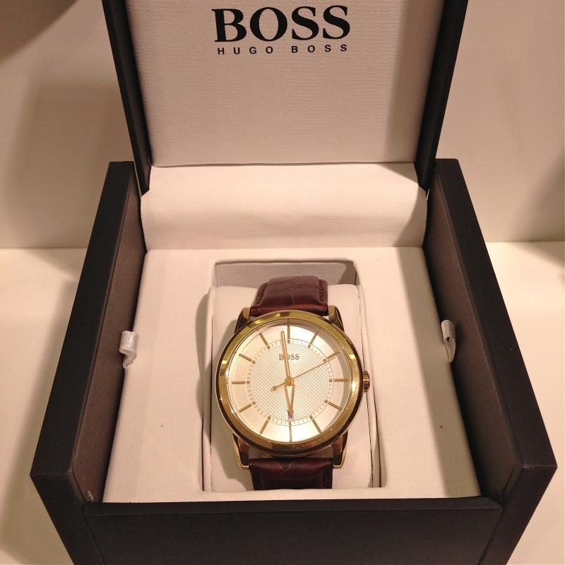 Uhren von HUGO BOSS - Es Goldrausch - Esslingen