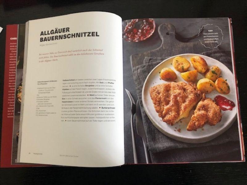 Mein Allgäu Kochbuch / Christian Henze / Becker Joest Volk Verlag