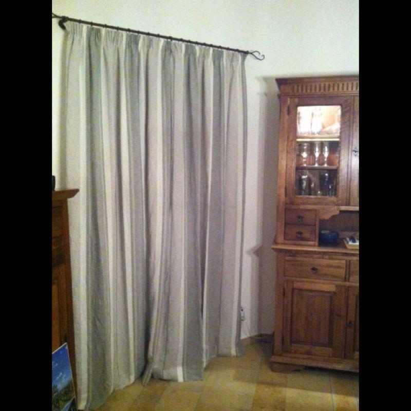 dekostoff kinnasand pepe 100 leinen gardinen von tag nacht gardinenstore d knecht p7 9. Black Bedroom Furniture Sets. Home Design Ideas