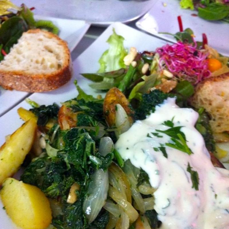 Vegetarisches Restaurant - VELO Vegetarisches Restaurant - Heilbronn- Bild 1