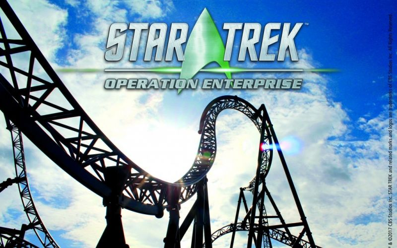 Star Trek: Operation Enterprise  - (c) Movie Park Germany / Star Trek: Operation Enterprise