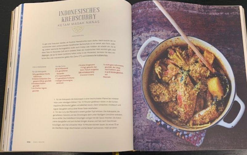 Das Leben ein Fest / Anissa Helou / Das Kochbuch der islamischen Welt / AT Verlag