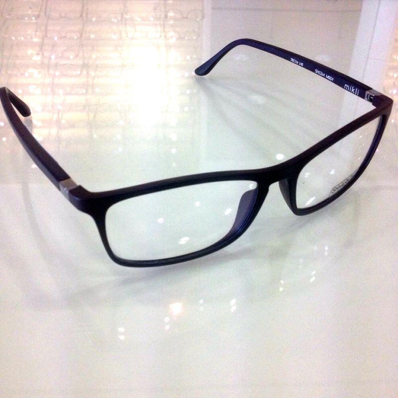 Herrenbrille Stark  - Optik Fichtenmayer - Homburg