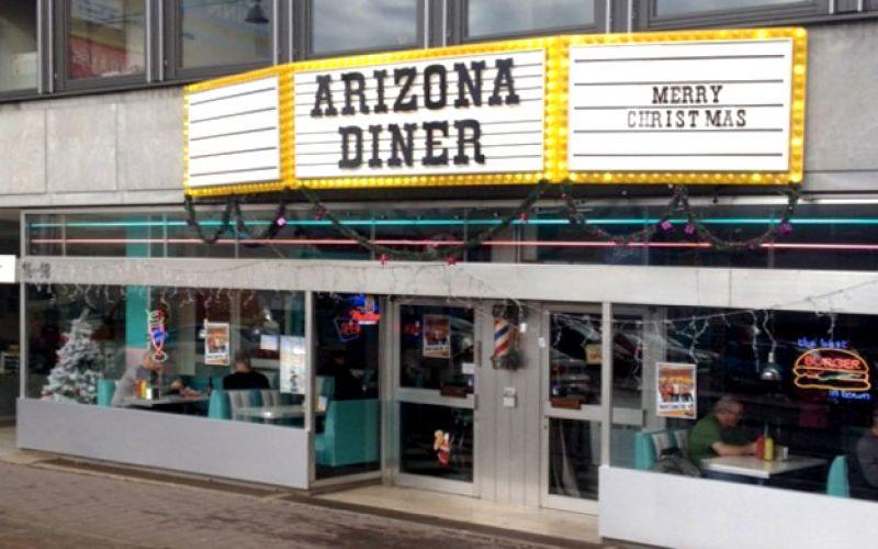 Foto 10 von Arizona Diner Saarbrücken in Saarbrücken