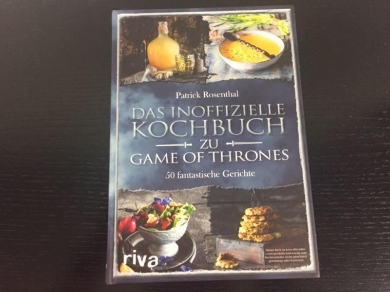 © Das inoffizielle Kochbuch zu Game of Thrones / Patrick Rosenthal / Riva Verlag / Christine Pittermann