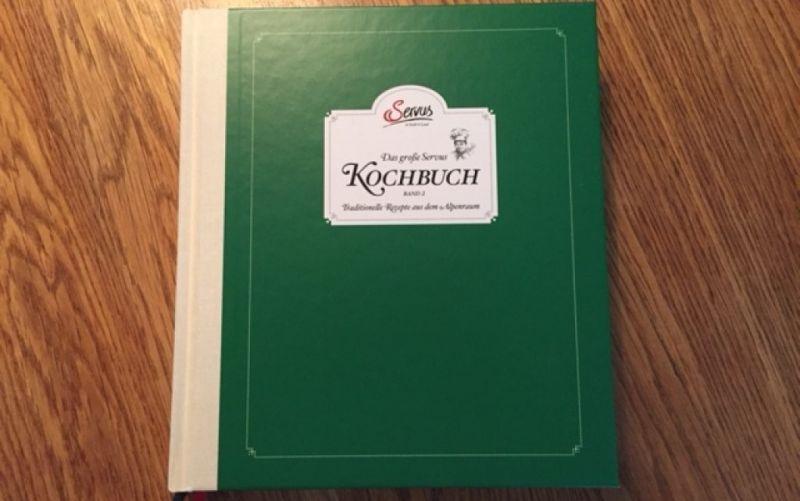 - (c) Das große Servus Kochbuch Band 2 / Servus Verlag