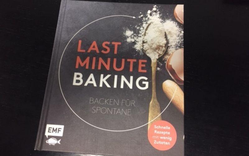 © Last minute Baking / Backen für spontane / EMF Verlag