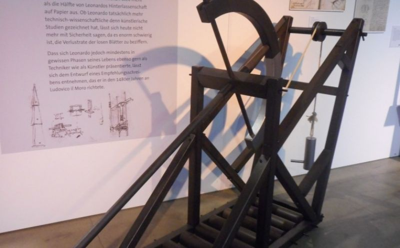 Maschinen Konstruktion - (c) Leonardo Ausstellungs- & Produktions GmbH