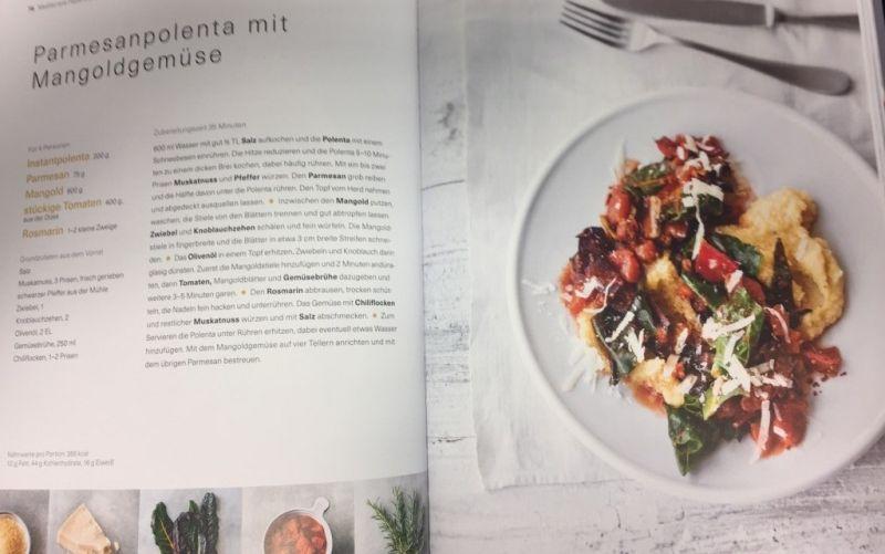 Die vegetarische fünf Zutaten Küche - Autor: Anne -Kathrin Weber / Becker Joest Volk Verlag