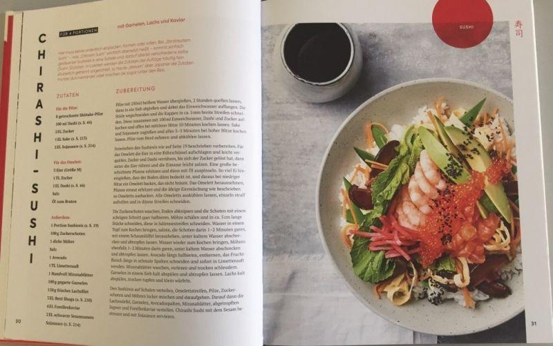Nihon Kitchen / Das Japan Kochbuch / EMF Verlag / Tanja Dusy / Christine Pittermann