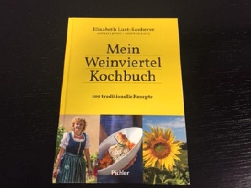 © Mein Weinviertel Kochbuch / Pichler Verlag / Elisabeth Lust-Sauberer / Andreas König