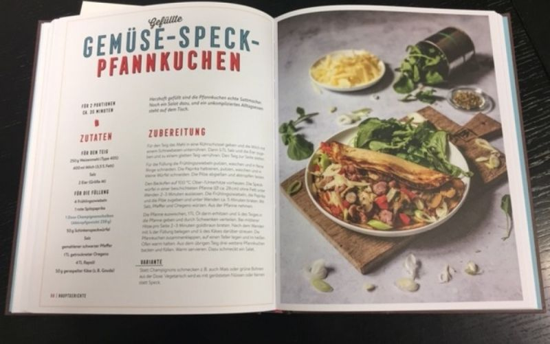 Das große Dosenkochbuch / EMF Verlag / Inga Pfannebecker