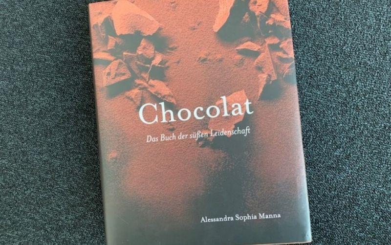 - (c) Chocolat - das Buch der süße Leidenschaft / Alessandra Sophia Manna
