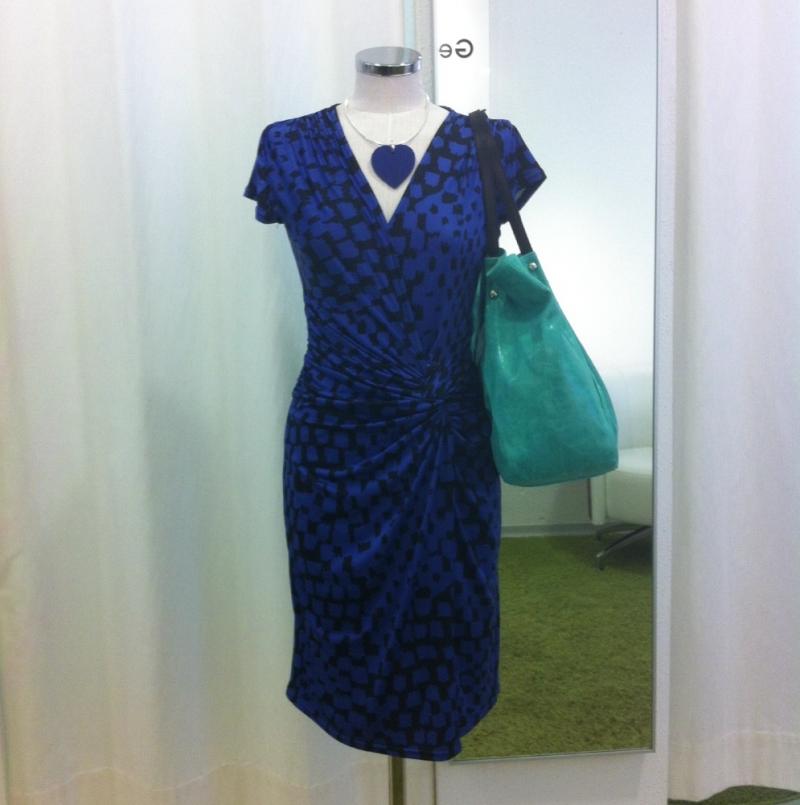 Kleid von EGERIE Paris - Gerlinde Siegel Moden - Karlsruhe
