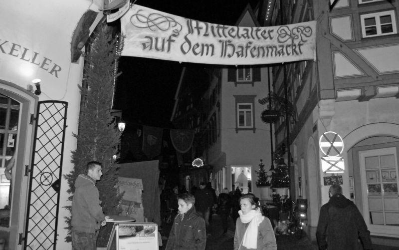Mittelaltermarkt in Esslingen - (c) Alexander Kappen