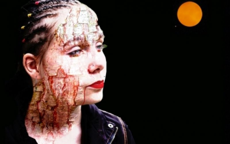 Horror Braut - (c) omron  / pixelio.de // http://www.pixelio.de/media/176507