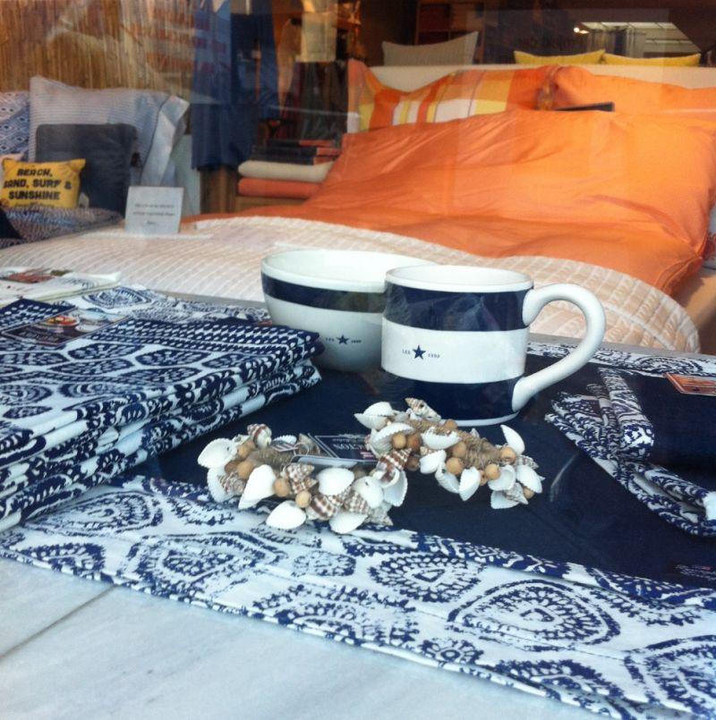 die sommerbettw sche von lexington in feiner baumwolle als. Black Bedroom Furniture Sets. Home Design Ideas