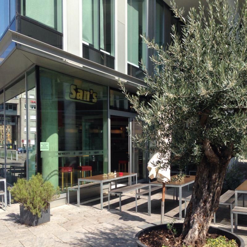 Photo von San's Sandwich Bar in Stuttgart