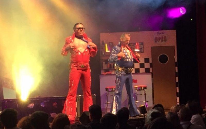 - (c) Christine Pittermann / GOP Variete Bonn Show Rockabilly