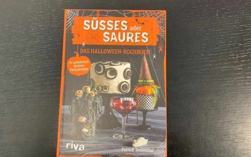 - (c) Süsses oder Saures / Das Halloween Kochbuch / Patrick Rosenthal